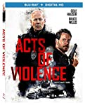 Cover Image for 'Acts of Violence [Blu-ray + Digital HD]'