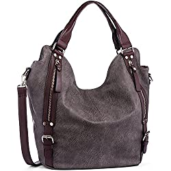JOYSON Women Handbags - Dark Grey