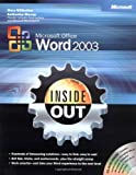 img - for Microsoft  Office Word 2003 Inside Out book / textbook / text book