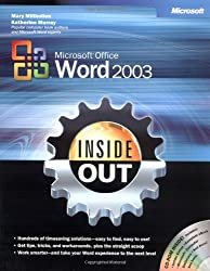 Word 2003 Inside Out