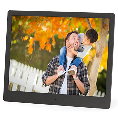 Series Digital Picture Frame - Micca 10-Inch Natural View Digital Photo Frame M973A (Renewed)
