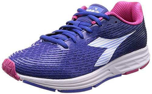 Diadora Blu Action da Bleu Running Scarpe Persia W Donna C3575 Blu Profondo 3 00dwqOr