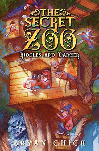 Secret Zoo Riddles Danger product image