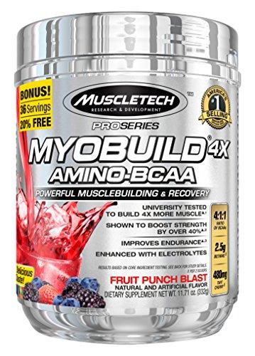 MuscleTech Pro Series Myobuild...