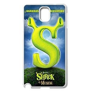 shrek donkey Phone Case For Samsung Galaxy NOTE4 Case Cover TPUKO-Q-9A900143