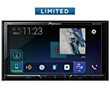 "Pioneer AVH-601EX Multimedia DVD Receiver with 7"" WVGA Display, Built-in Bluetooth, HD Radio"