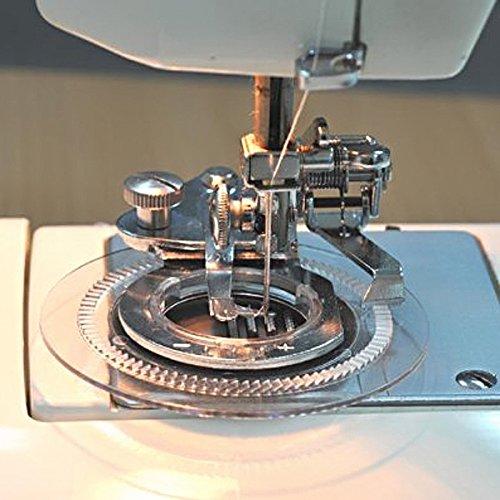 Pixnor multi-funzionale Daisy Flower Stitch macchina da cucire piedino per fratello Singer Babylock Janome Kenmore