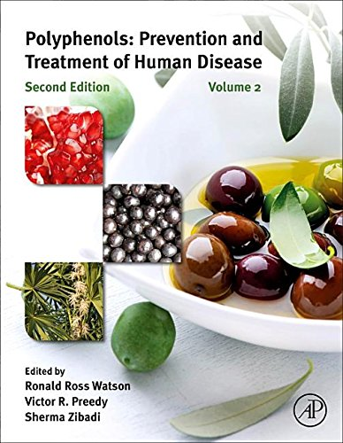 Polyphenols: Prevention and Treatment of Human Disease, Second (Victor Green Tea)