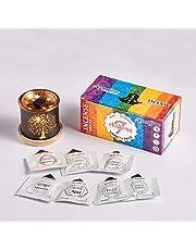 Aromafume 7 Chakra Incense Bricks