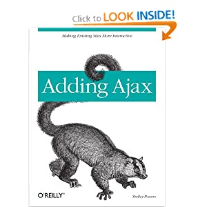 Adding Ajax Shelley Powers