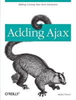 Adding Ajax Front Cover