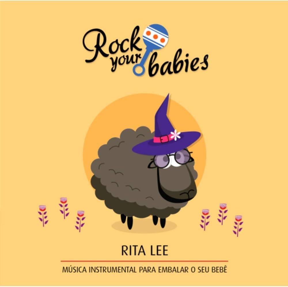 ROCK YOUR BABIES - RITA LEE: Amazon.com.br: CD e Vinil