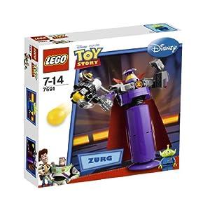 Construct-a-Zurg Special Edition 7591 Zurg LEGO Disney / Pixar 2010 Toy Story Series