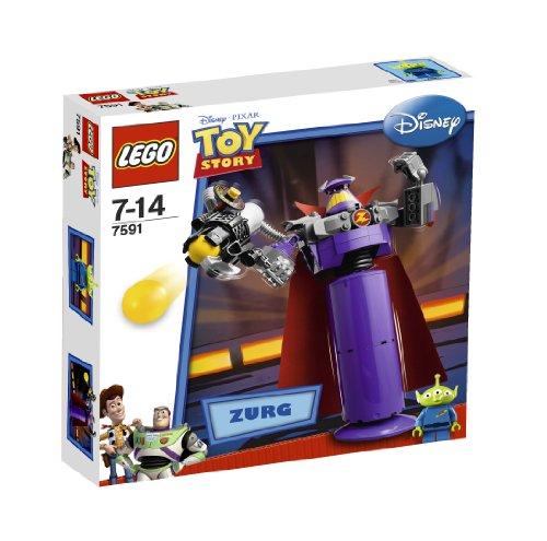 Toy Story Zurg (Construct-a-Zurg * Special Edition * 7591 Zurg LEGO Disney / Pixar 2010 Toy Story)