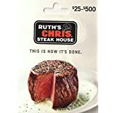 Ruth's Chris Steak House Gift Card