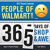 img - for 2017 People of Walmart Boxed Calendar: 365 Days of Shop and Awe book / textbook / text book