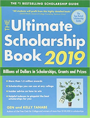 Scholarships For College Students >> The Ultimate Scholarship Book 2019 Billions Of Dollars In