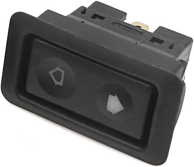 colore: Nero Interruttore di controllo elettrico a 6 pin Sourcingmap DC 12 V