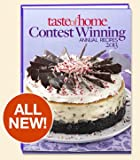Taste of Home Contest Winning Annual Recipes 2013