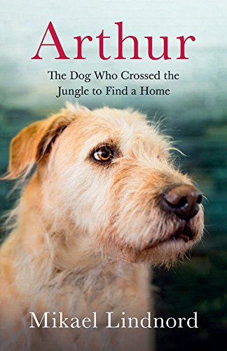 Arthur: The Dog who Crossed the Jungle to Find a Home cover