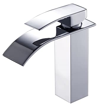 TANBURO Bathroom Faucet Single Handle Contemporary Vanity Sink ...