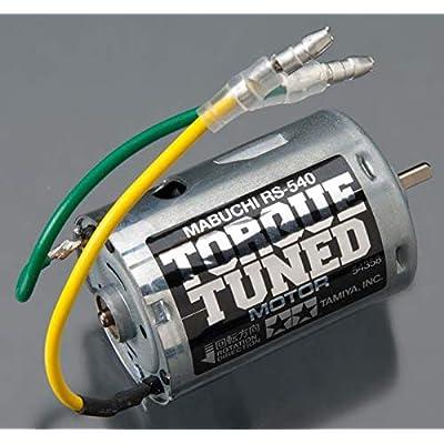Tamiya America, Inc RS-540 Torque-Tuned Brushed Motor: 3.5mm Bullet, TAM54358: Toys & Games