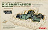 Meng 1:35 Interior Set for M3A3 Bradley w BUSK III - Plastic Accessory #SPS017