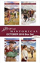 Harlequin Love Inspired Historical October 2016 Box Set: Montana Cowboy Daddy\the Sheriff's Christmas Twins\a Family For The Holidays\the Rightful Heir