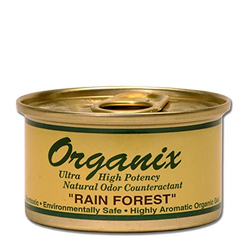 Rainforest Freshener Air (North Woods Organix - Rain Forest - Air Freshener)