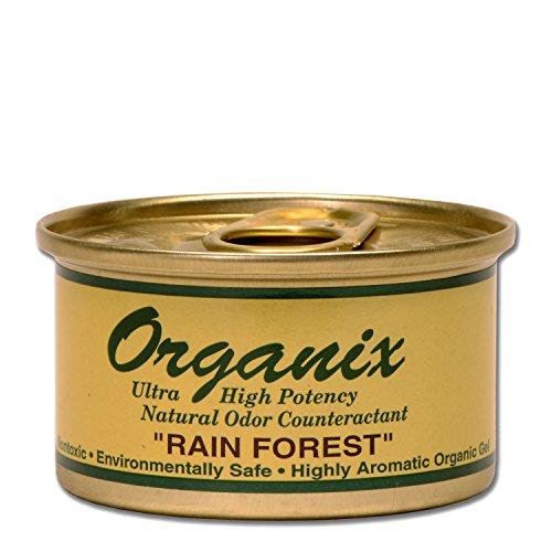 Air Freshener Rainforest (North Woods Organix - Rain Forest - Air Freshener)