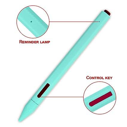 Estuche de silicona para lápices, funda protectora completa ...