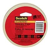 Scotch Tape Stationery Masking Tape, 19mm Wide x 54.8m, 1 Roll