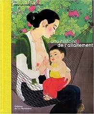 Une histoire de l'allaitement par Marie-France Morel