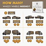 Whizzy Wheel Car Decal and Sticker Remover with