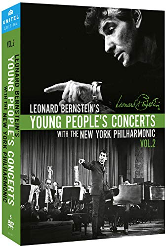 Leonard Bernstein: Young Peoples Concert, Vol. 2