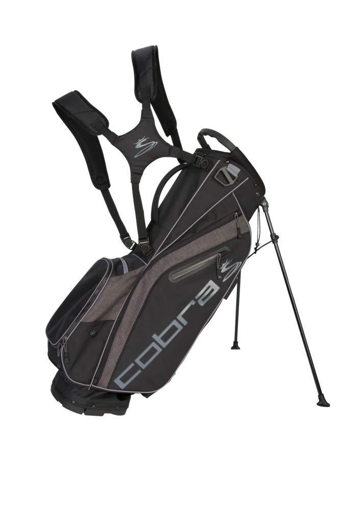 Cobra Golf 2019 Ultralight Stand Bag (Black) by Cobra