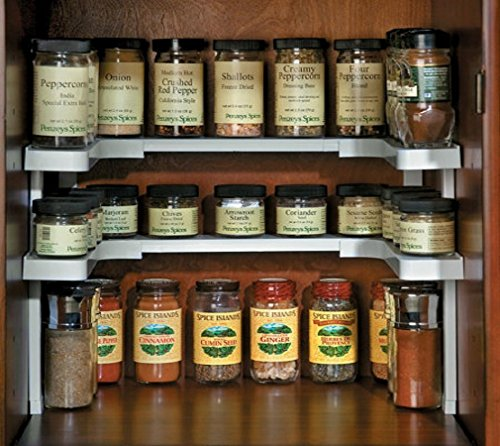 Spicy Shelf Spice Rack and Stackable Organizer by Spicy Shelf (Image #2)