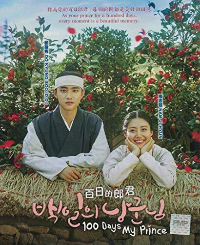 100 Days My Prince (PMP Korean Drama, 16 Eps, English Subtitles, All Region)
