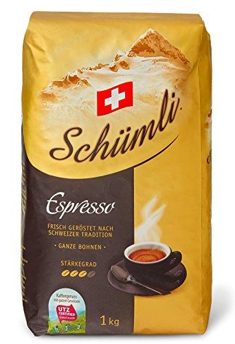 Café Royal Schümli Espresso, 1er Pack (1 x 1000 g)