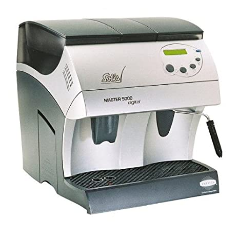 Amazon.com: Solis Master 5000 Digital Espresso machine ...