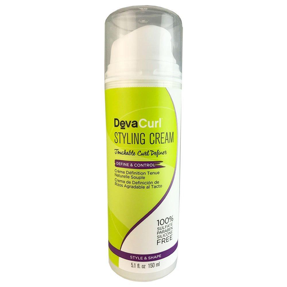 DevaCurl Styling Cream by Deva Concepts for Unisex - 5.1 oz Cream DevaCurl Concept 859413000752