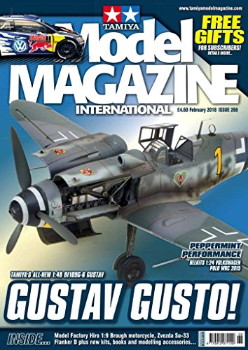 Magazines : Tamiya Model Magazine