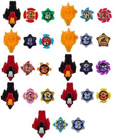 43640-4 POWER Rangers Super Ninja in acciaio Special Ops stelle ninja Nuovo con Scatola