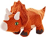 Jurassic World Reversible Triceratops Plush Figure