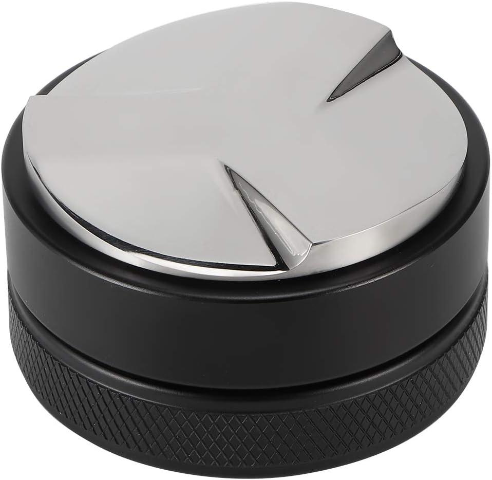 herramienta de distribuci/ón de manipulaci/ón de caf/é expreso accesorio para hacer caf/é nivelador de distribuidor de caf/é Distribuidor de caf/é Ladieshow 57 mm herramienta de distribuci/ón de caf/é