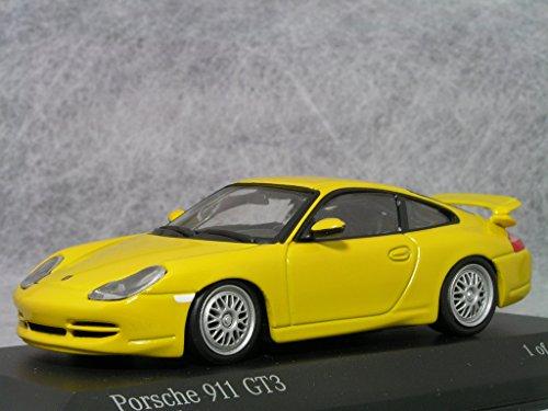 1/43 ポルシェ 911 GT3 ロードカー(イエロー) 430068001