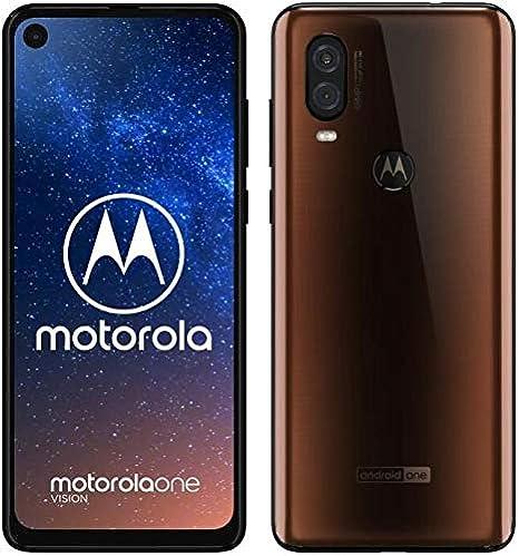 Desconocido Smartphone Motorola One Vision 128GB Bronze Gradient (6,3; IPS; 2520X1080; 4 GB; 3500MAH): Amazon.es: Informática