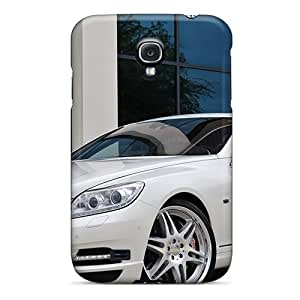 Quality OTBOX Case Cover With Brabus 800 Coupe 2012 Nice Appearance Compatible With Galaxy S4