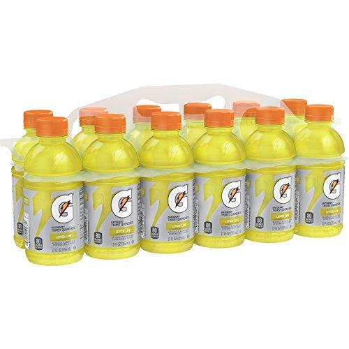 🥇 Gatorade Lemon Lime 12 Fl oz
