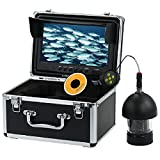 Lixada Underwater Video Fishing Camera 9 Inch Large Color Screen Fish Finder with 8GB TF Card IP68 18 LEDs 360° Rotating Camera Review